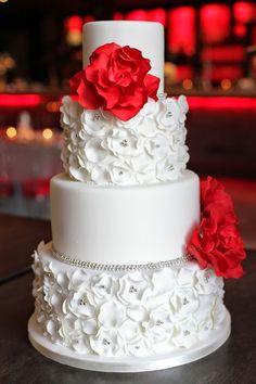 le gâteau de mariage