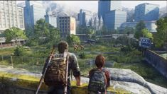 the last of us tess Last Of Us, Joel And Ellie, Ps4 Exclusives, Life Video, What Really Happened, Zombie Apocalypse, Bradley Mountain, New York Skyline, Survival