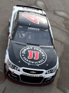 Kevin Harvick Photos Photos - Kevin Harvick, driver of the #4 Jimmy John's Chevrolet, drives through the garage area during practice for the NASCAR Sprint Cup Series Pure Michigan 400 at Michigan International Speedway on August 27, 2016 in Brooklyn, Michigan. - Michigan International Speedway - Day 2