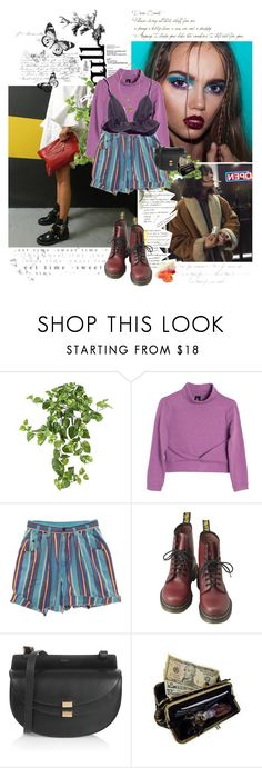 """""""I've been waiting for a guide to come and take me by the hand, Could these sensations make me feel the pleasures of a normal man? These sensations barely interest me for another day"""" by amnaasif ❤ liked on Polyvore featuring GET LOST, Nearly Natural, Samantha Pleet, Kenneth Cole, Chloé and AmeriLeather"""