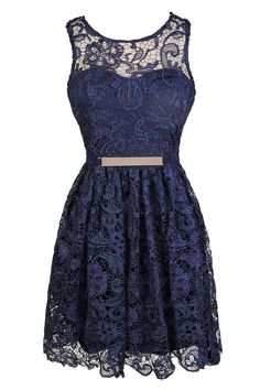 New Arrival Sexy Prom Dress,Lace Prom Gown,Short Homecoming Dress,Prom Party Dress Navy Lace Bridesmaid Dress, Lace Prom Gown, Lace A Line Dress, Dress Prom, Prom Party Dresses, Homecoming Dresses, Vestidos Boutique, Pretty Dresses, Beautiful Dresses