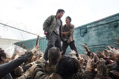 5 Reasons Why the Glenn Storyline Has Been Good for 'The Walking Dead'