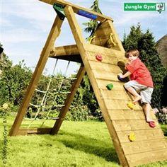 Klätterställning Jungle Gym Climb Modul X-tra Komplett