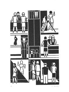 Gerd Arntz (1900-1988) and Isotype
