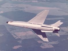 A Philippine Air Force F-8 Crusader banks away.
