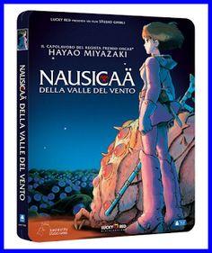 Nuove edizioni Steelbook per i titoli di Studio Ghibli * Se fino ad oggi abbiamo segnalato la distribuzione cinematografica di Nausicaä della Valle del Vento, alla quale potrete assistere con le proiezioni del 5, 6 e 7 ottobre, oggi riusciamo a comunicarvi qualche novità riguardante Nausicaä in Blu-ray e non solo [...]