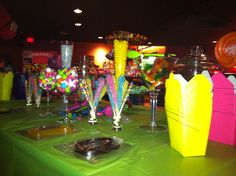 11d209f6341 Candy Bar for 13 year old birthday party 13th Birthday Party Ideas For  Girls