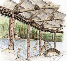 Memphis Zoo - Zambezi River Hippo Camp by Ace Torre