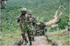 Ekpo Esito Blog: 3 Nigerian Soldiers killed in bloody battle agains...