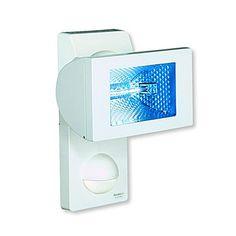 lampa halogenowa z czujnikiem HS152 XENO Steinel  - biała Lampa wyposażonay w wysokiej klasy czujnik DUO. W momencie, gdy czujnik ruchu rozpozna poruszający się obiekt, następuje zapalenie żarówki, która świeci w zaprogramowanym czasie. $113