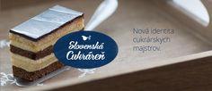 """Názov """"Slovenská cukráreň"""", návšteva cukrárne a hora sladkých produktov."""