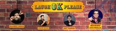 Laugh Ok Please - Fringe @ Vapour Pub And Brewery - http://explo.in/1Wt9Mpy #Bangalore #Comedy