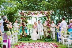Having your wedding at the Four Seasons Costa Rica