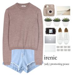 """""""simple :)"""" by aquaarius ❤ liked on Polyvore featuring Acne Studios, Torre & Tagus, ASOS, Maison Margiela, women's clothing, women, female, woman, misses and juniors"""
