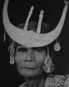 Mamuli Pendant Ethnic Tribal Jewelry Indonesia by BorneoHunters