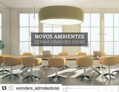 #Repost @wonders_admdeobras (@get_repost)  Transforme seu escritório em um ambiente criativo clean e ainda mais produtivo com a ajuda da Wonders! Conheça nossos projetos: www.wondersadm.com #wonders #wondersadm #wondersobras #arquiteto #arquitetura #engenharia #obras #apartamentos #casas #escritorios #loft #studio #decoracao #ambientes #organizacao #limpeza #agilidade #qualidade #entreganoprazo #construcao #construtora #reforma #administracaodeobras #minimalista #clean - Architecture and…