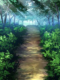 Fantasy Art Landscapes, Landscape Drawings, Fantasy Landscape, Landscape Art, Studio Ghibli Background, Art Background, Beautiful Landscape Wallpaper, Beautiful Landscapes, Casa Anime