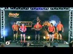 10/20   1 hr complete workout.   Power Jump Mix #36 Video-2013
