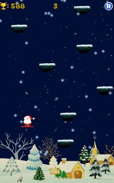 Cristmas Dream Jump game play