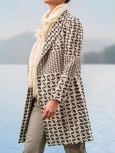 Risultati immagini per cappotto jacquard