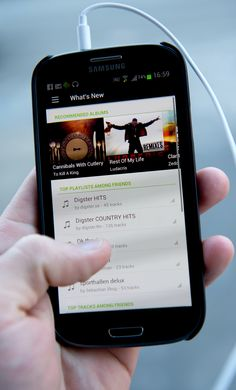 There's a secret visualizer and a way to download songs that aren't on the service
