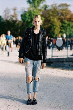 Paris Fashion Week SS 2015....Jo