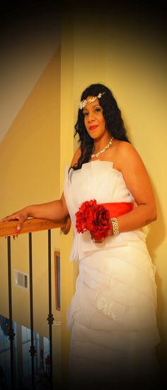 Bridal Session: w/ Trinissa Morrison-Montgomery by: A. Jean-Batiste Photography, Video, & Casting