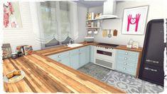 Sims 4 - Apartment DU ROSE (House