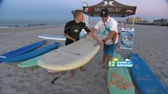 One of the basics in surfing is perfecting the pop-up and board control. Keep Fit, 12 Weeks, Pop Up, Surfboard, Skiing, Adventure, Beach, Summer, Fun