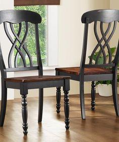 Black Yorkshire Dining Chair