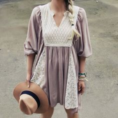 Scotia Lace Dress...