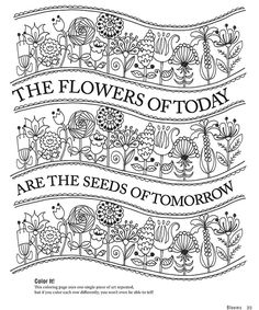 personalise your makes with an abundance of blooms using these free floral printable colouring sheets from - Colouring Papers