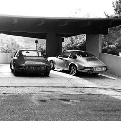 Is this the dream garage, gentlemen? The Porsche 911 was developed as a more powerful, larger, and more comfortable replacement for the Porsche 356, the company's first model. The new car made its public debut at the 1963 Frankfurt Motor Show. Receiving high praise for its design and performance, the 911 is often hailed as one of the most iconic classic cars of our time.