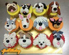 cupcakes perro - Buscar con Google
