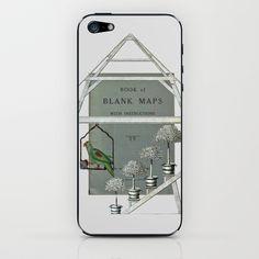 making plans. iPhone & iPod Skin by anipani - $15.00