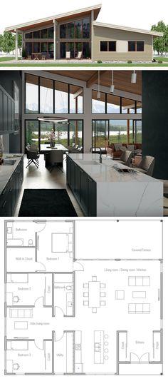 Home Plans, House Plans, House Designs, Architecture #architecture #homedecor #homeplans #houseplans #floorplans