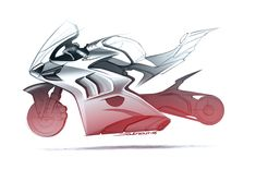 information and pictures for motorcycles Motorbike Drawing, Bike Sketch, Motorbike Design, Bmw S1000rr, Car Design Sketch, Hand Sketch, Transportation Design, Sport Bikes, Ducati