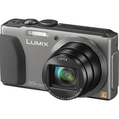 Panasonic Lumix DMC-ZS30 Digital Camera (Silver). In the Box - Camera, Battery Pack, AC Adaptor, USB Cable, Hand Strap, DVDFeatures. 24mm Ultra Wide-angle 20x Optical Zoom LEICA DC Lens. Nano Surface Coating Technology for exceptional optical performance with stunning clarity. Large 3.0-inch Multi-Touch Hi-res LCD Display (920K dots). 18.1-megapixel High Sensitivity MOS Sensor.