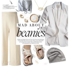 How To Wear mad about beanies Outfit Idea 2017 - Fashion Trends Ready To Wear For Plus Size, Curvy Women Over 20, 30, 40, 50