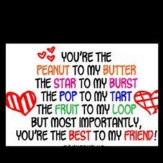 True true true! love