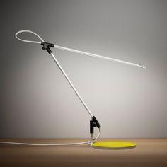 Fancy - Superlight LED White Desk Lamp