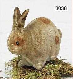 Steiff Velvet Rabbit, 1900 /Ladenburger Spielzeugauktion GmbH