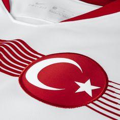 92b40fb44 2018 Turkey Stadium Home Away Men s Football Shirt - White Men s Football