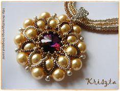 Tutorial - gorgeous. By Krisztina Csapó of http://krisztigyongy.blogspot.com