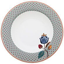 Buy PiP Studio Fantasy Soup Plate, Blue Online at johnlewis.com