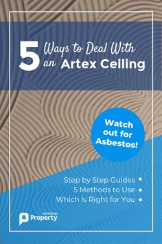 9 Best Artex Ceiling Removal Images In 2019