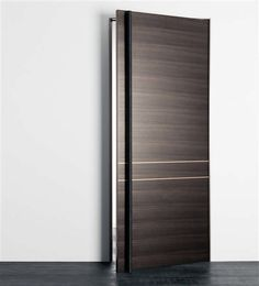 Swing door / walnut UPTOWN by David Rockwell Lualdiporte