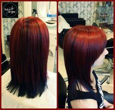 Színkorrekció #hairstylist #cut #color  Birgés Kata Hair Stylist