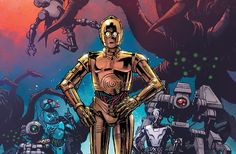 Weird Science DC Comics: Star Wars Special: C-3PO #1 Review
