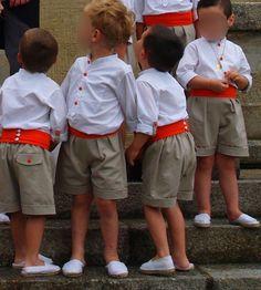 Cortège Inès: orange et beige - Cortèges de mi-saison, Robes de mariée - Cortèges de Garance
